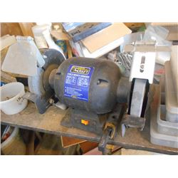"Power Craft 6"" Bench Grinder"