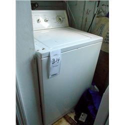 Kenmore Washer Works