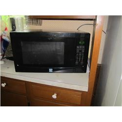 Kenmore Microwave Oven works
