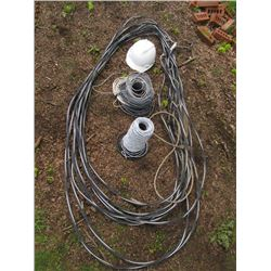 Misc. Wire, Cable Hard Hat