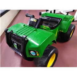 "John Deere Kid's ""Sit 'N Scoot"" Buck ATV"