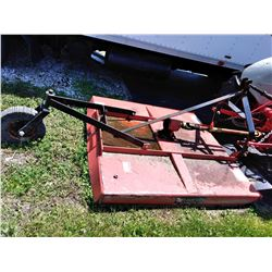 TSC 5 FT Brush Cutter / 3 Pt Hitch