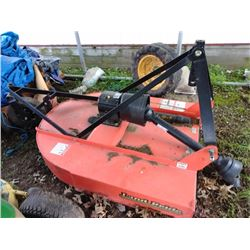 4ft Land Pride Brush Cutter 3pt hitch