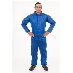 Enviroguard Knitted Coveralls /  Fireproof / Washable