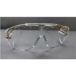 #22030 Safety Glasses, Metal Hinged Frame $29.99