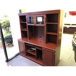 Executive rear credenza (matches lot 13)