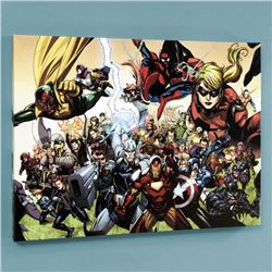 Secret Invasion #6 by Marvel Comics
