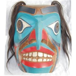 North West Indian mask, Otter Lifter