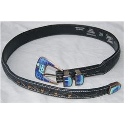 "Tony Lama 30"" belt"