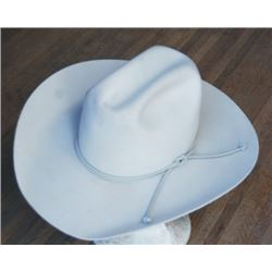 Bailey silver belly hat