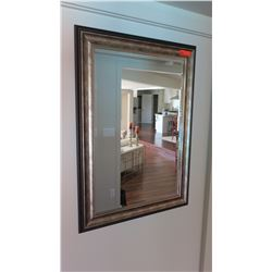 Double Layer Framed Mirror, 31X43