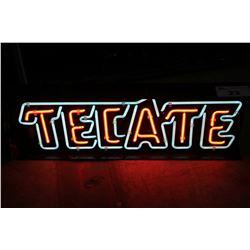 TECATE NEON SIGN