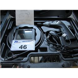 WHISTLER WIRELESS INSPECTION CAMERA WITH LCD MONITOR