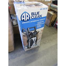 BLUE CLEAN 2000 PSI ELECTRIC PRESSURE WASHER WITH 30' HOSE