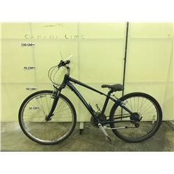 BLUE GIANT CYPRESS 24 SPEED FRONT SUSPENSION HYBRID BIKE