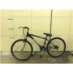 BLACK NAKAMURA PHENOM 2.1 FRONT SUSPENSION MOUNTAIN BIKE