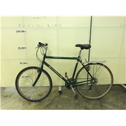 GREEN DIAMOND BACK OUTLOOK DX MOUNTAIN BIKE