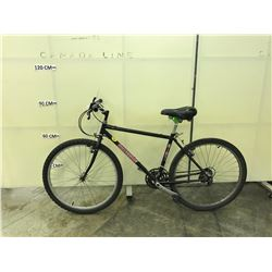 BLACK BRIDGESTONE MB-6 MOUNTAIN BIKE