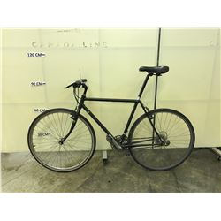 BLACK MIYATA MOUNTAIN BIKE