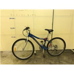BLUE AVICO RADIANT MOUNTAIN BIKE
