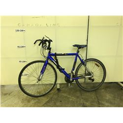 BLACK AND BLUE MEDALIST ROAD BIKE