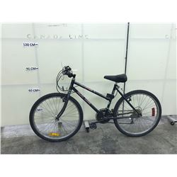 BLACK NORTH COUNTY NIGHT HAWK 18 SPEED MOUNTAIN BIKE