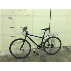 GREY NO NAME 21 SPEED MOUNTAIN BIKE