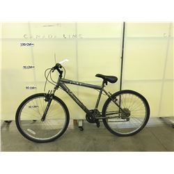 GREY ARASHI AURORA 4.1 18 SPEED FULL SUSPENSION MOUNTAIN BIKE
