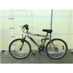 GREY SPORTEK MOJO 2.6 21SPEED FULL SUSPENSION MOUNTAIN BIKE