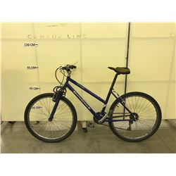 BLUE DIAMONDBACK SORRENTO 21 SPEED FRONT SUSPENSION MOUNTAIN BIKE