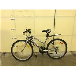 GREY SUPERCYCLE SC1800 18 SPEED MOUNTAIN BIKE