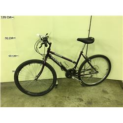 PURPLE VENTURE RIDGERUNNER MOUNTAIN BIKE