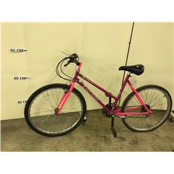PURPLE NORCO BUSH PILOT MOUNTAIN BIKE