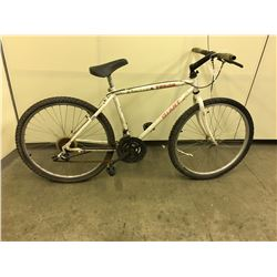 WHITE GIANT YUKON 21 SPEED MOUNTAIN BIKE