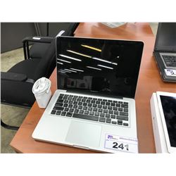 APPLE 13'' MACBOOK PRO, MODEL A1278 WITH 2.9 GHZ I7, 8 GB RAM, 1 TB SAMSUNG EVO 850 SSD & CHARGER