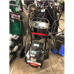 BE 2500 PSI GAS PRESSURE WASHER