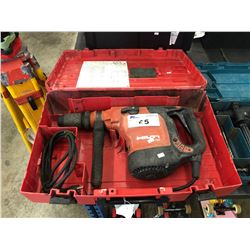 HILTI TE76P ELECTRIC HAMMER/DEMO DRILL