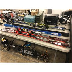 PAIR OF K2 AMP 172 CM SKIS