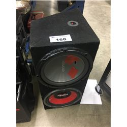 KENWOOD/XPLOD CAR SUBWOOFER SPEAKER