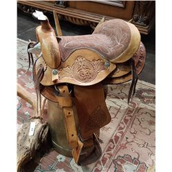 MEXICAN CHILD'S SADDLE