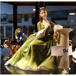 ROYAL DOULTON SECRET THOUGHTS FIGURINE