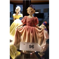 ROYAL DOULTON SWEETING FIGURINE