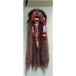 ASIAN CEREMONIAL MASK