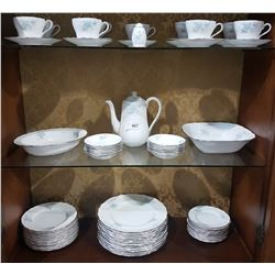 APPROX 72 PC SET OF SPODE CHINA
