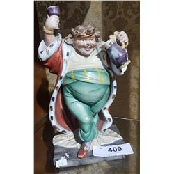 UPPERMANN PORCELAIN FIGURINE OF A KING