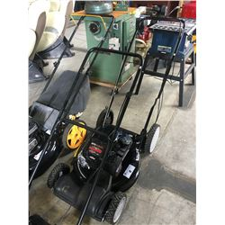 MTD GOLD 675EXI 163CC FRONT WHEEL DRIVE LAWN MOWER