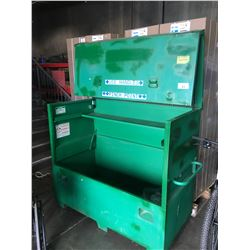 GREENLEE JOB SITE FLAT TOP BOX
