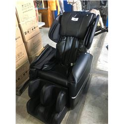 BEST MASSAGE MODEL BM-EC77 MASSAGE CHAIR BLACK (SCRATCHED LEATHER AT BACK)