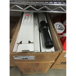 BOX OF HANDHELD TRAFFIC SIGNAL LIGHTS