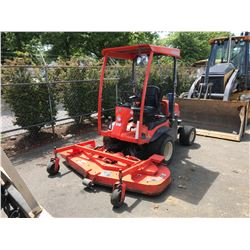KUBOTA F3680 RIDE ON LAWN MOWER 2,014HRS